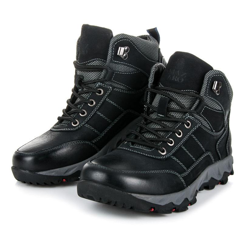 MAZARO Pánské trekingové boty SD96-1B