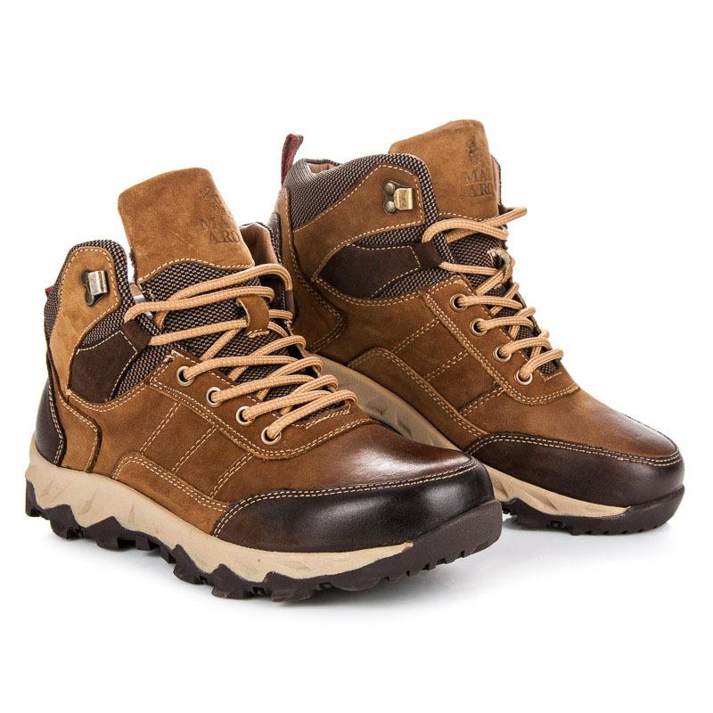 MAZARO Pánské trekingové boty SD96-2BR