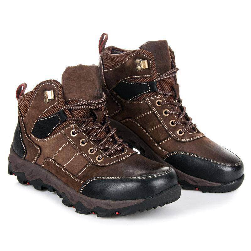MAZARO Pánské trekingové boty SD96-8COF
