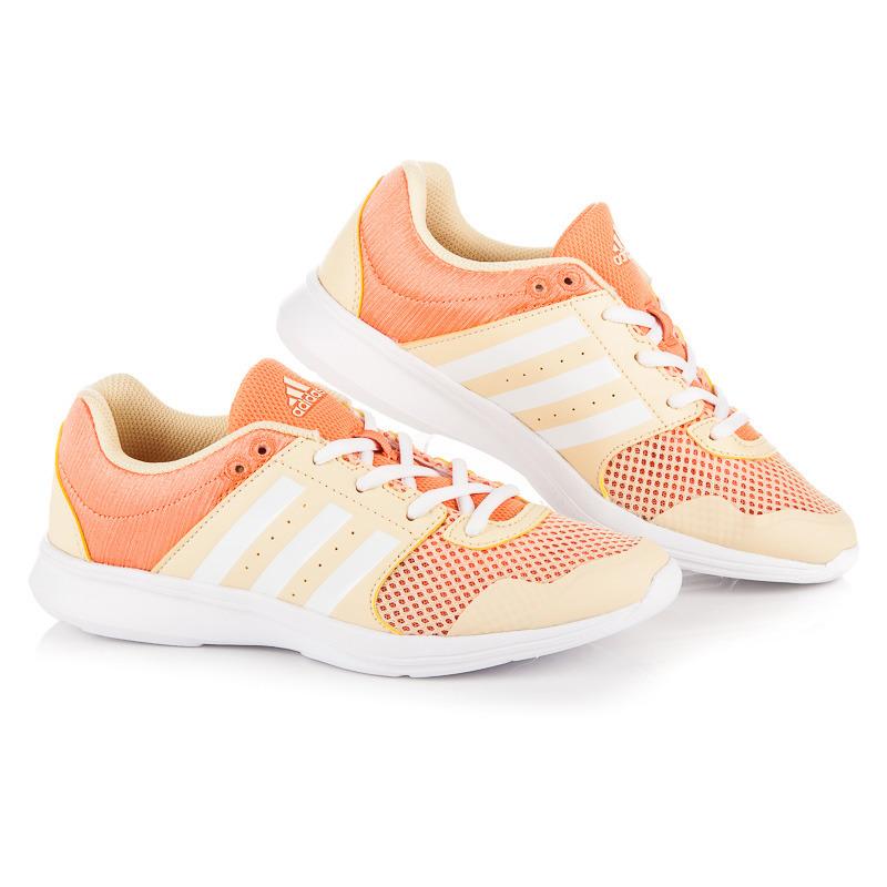 Parádní oranžové dámské tenisky Adidas