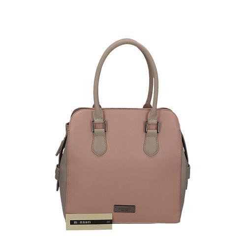 Rozkošná růžová kabelka přes rameno