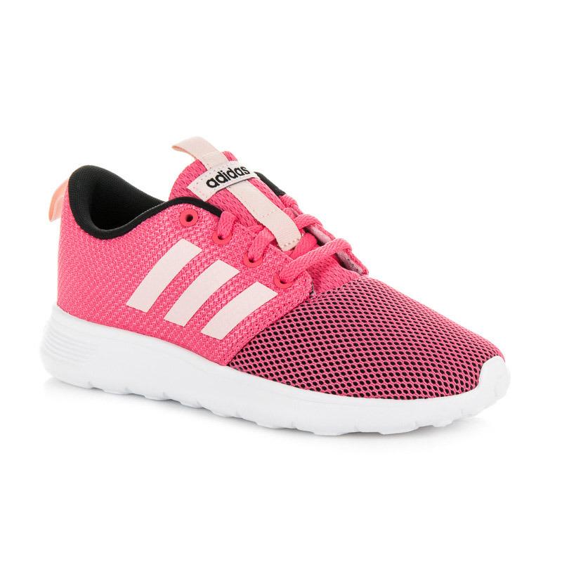 Stylové růžové tenisky na šněrování Adidas