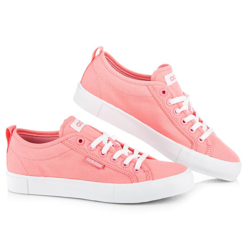 Úchvatné růžové dámské tenisky Adidas