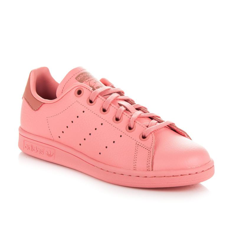 Velmi luxusní růžové dámské tenisky Adidas