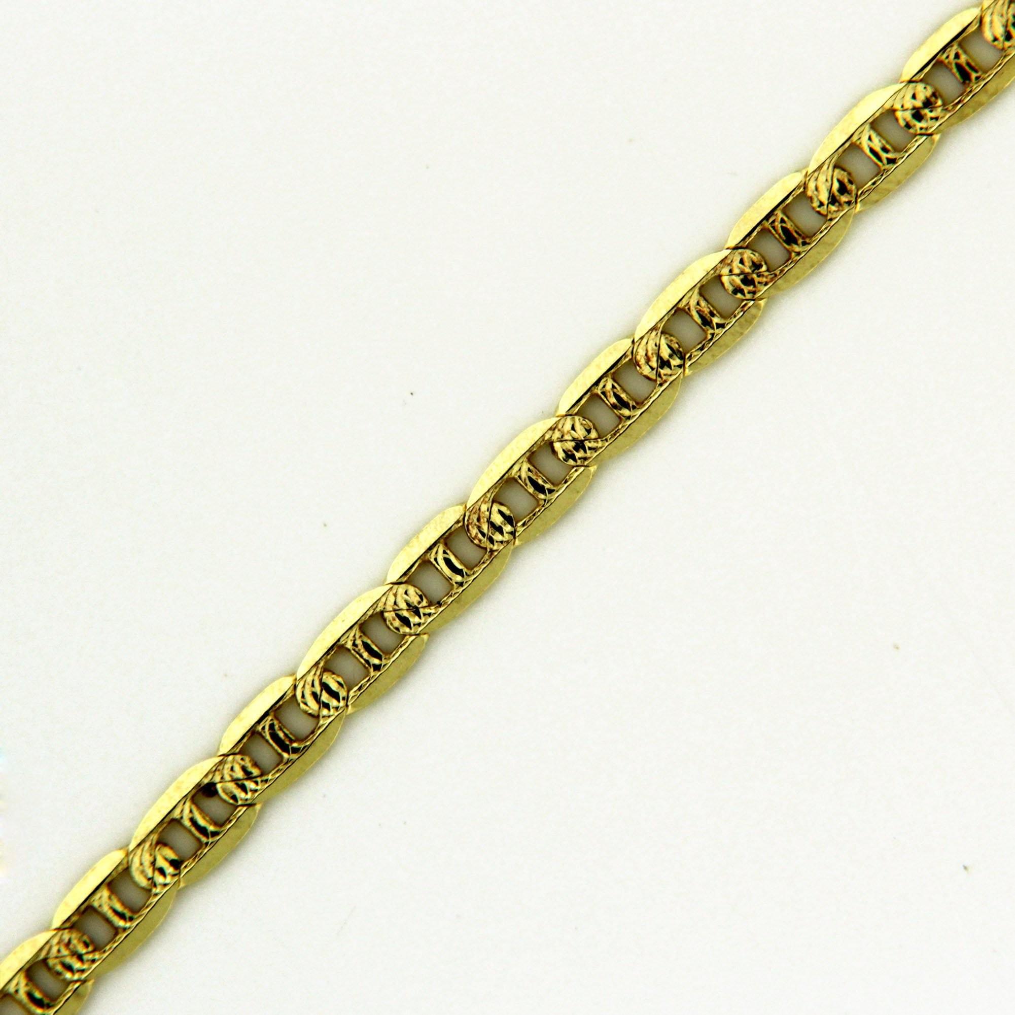 Zlatý řetízek 17267