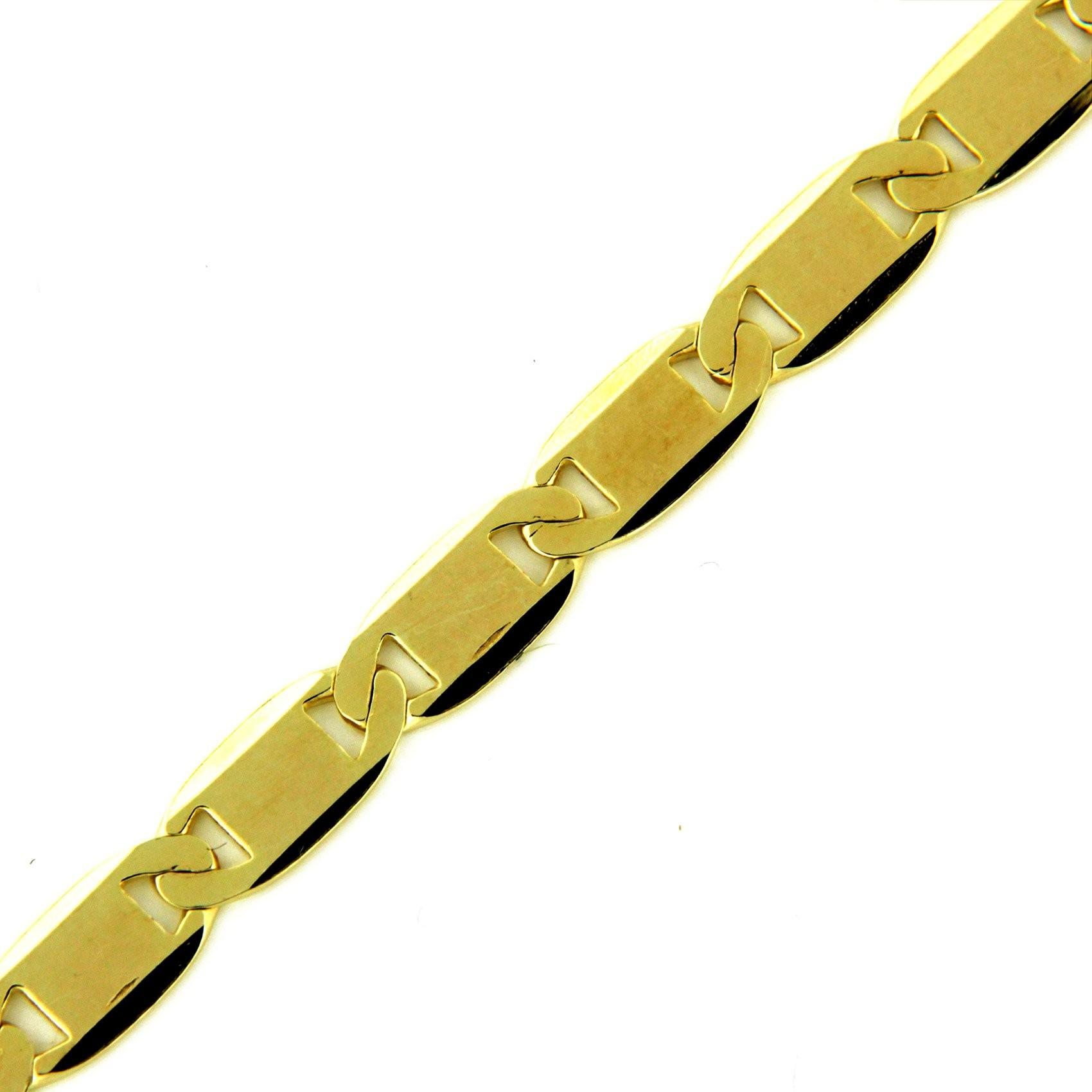 Zlatý řetízek 17273