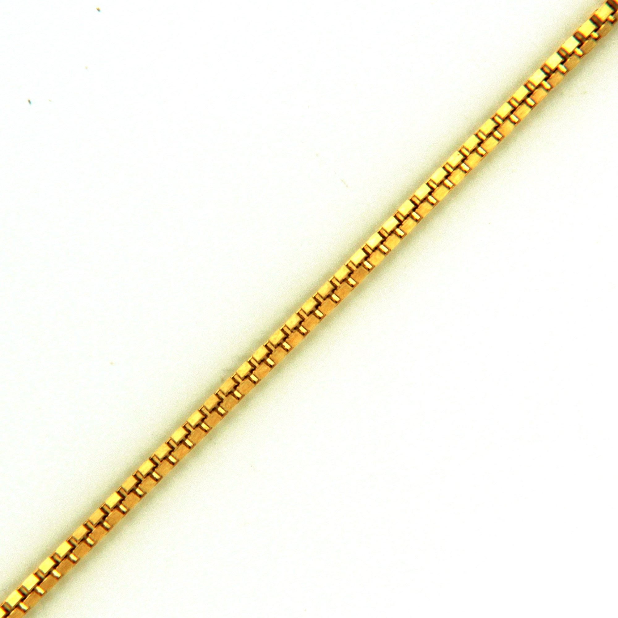 Zlatý řetízek 17275