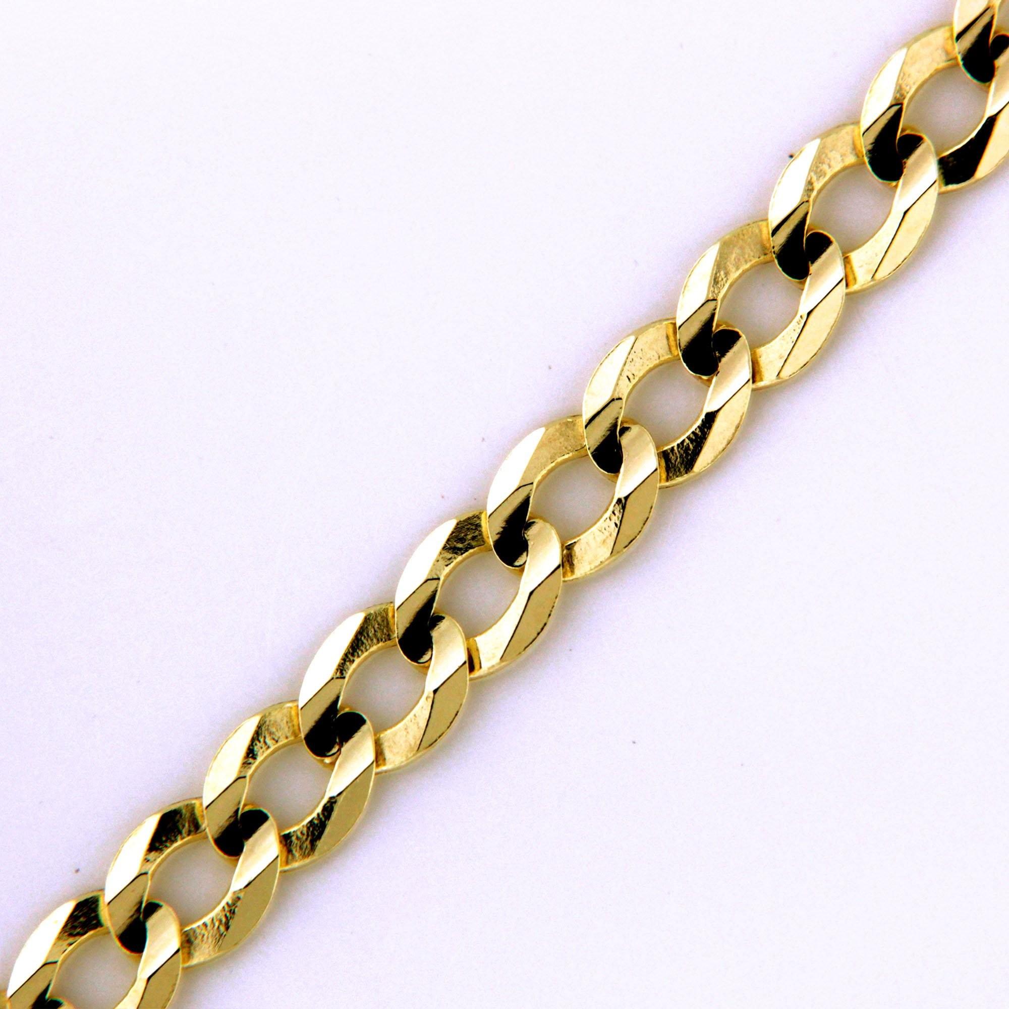 Zlatý řetízek 17285