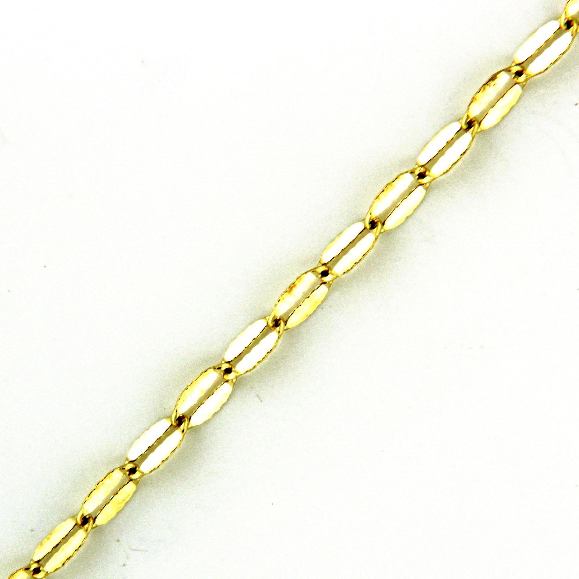 Zlatý řetízek 17295