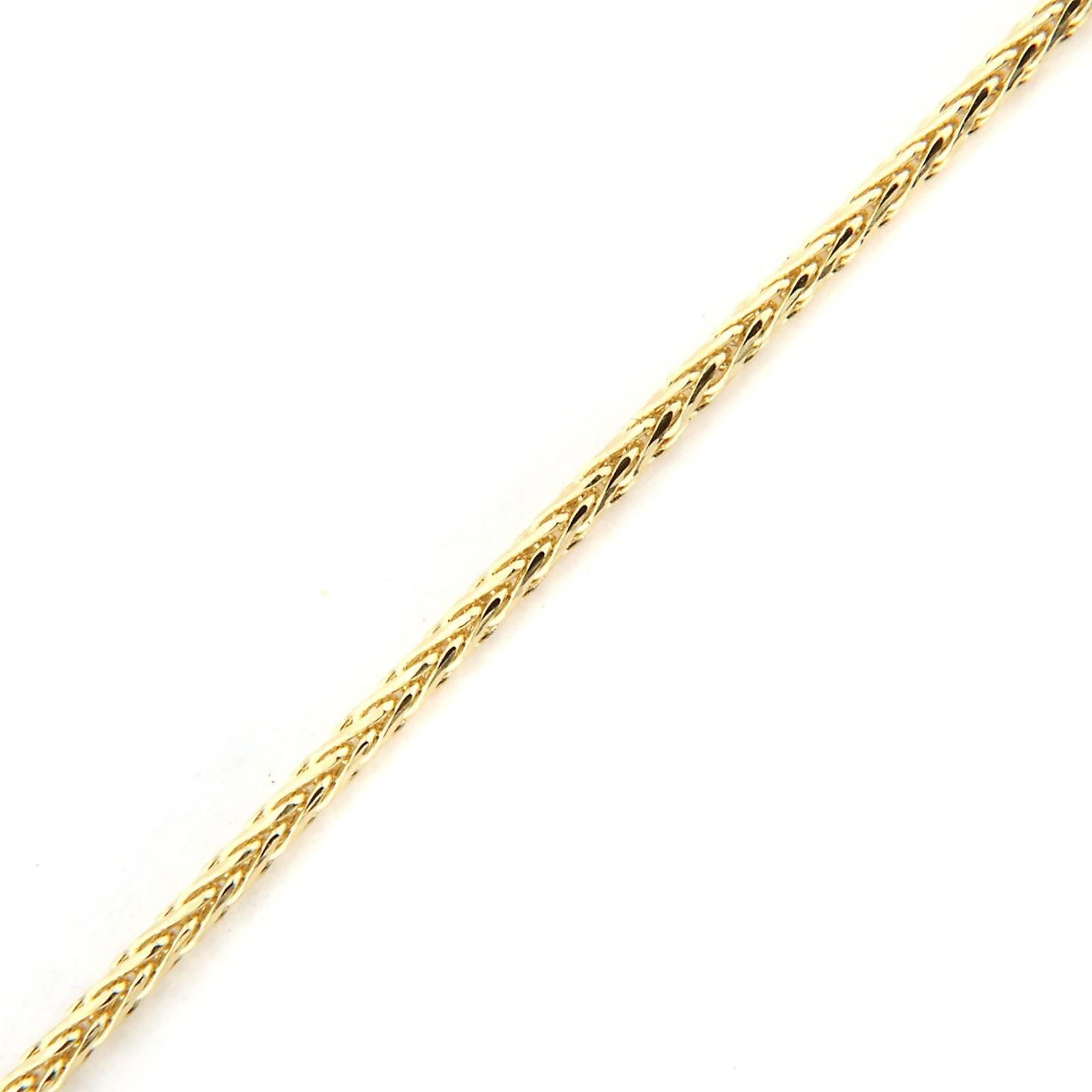 Zlatý řetízek 17335