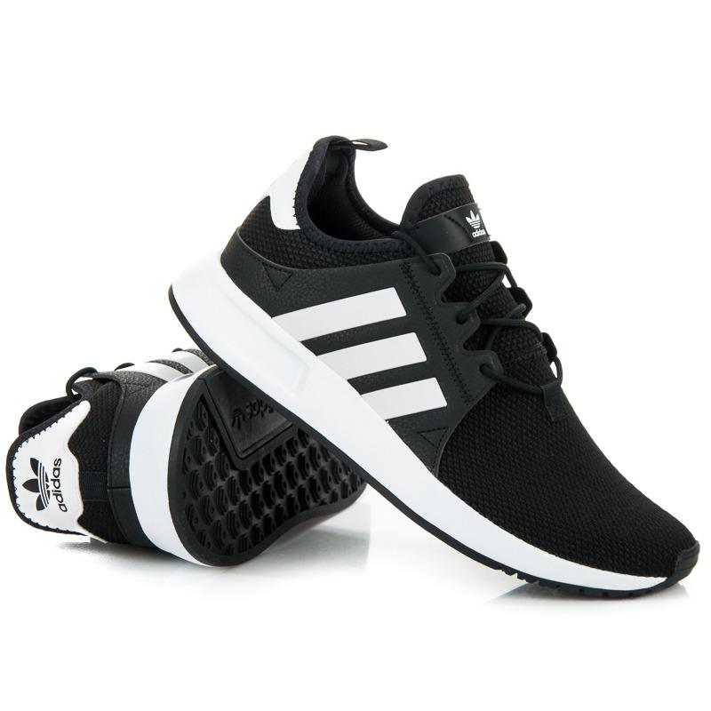b7d916bbe Černé pánské tenisky Adidas | AMIATEX.cz