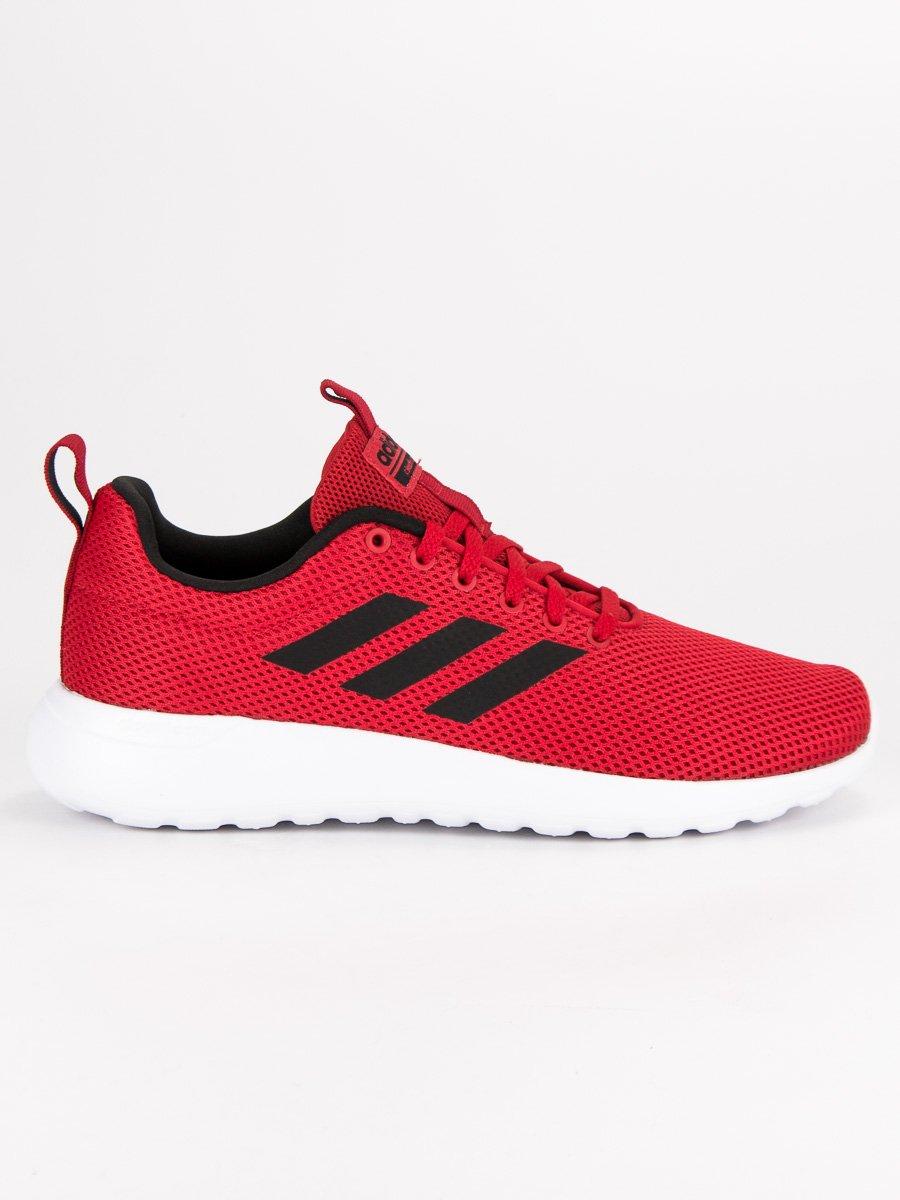 Červené pánské tenisky od značky Adidas e1b0e8f1224