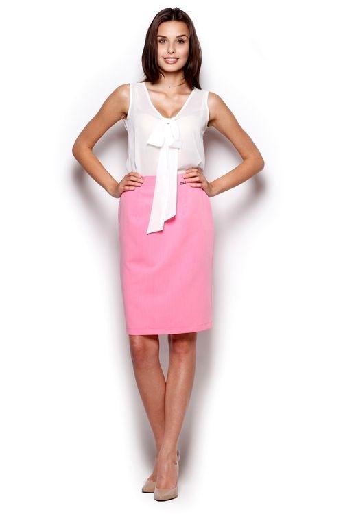 Dámská sukně M308 pink