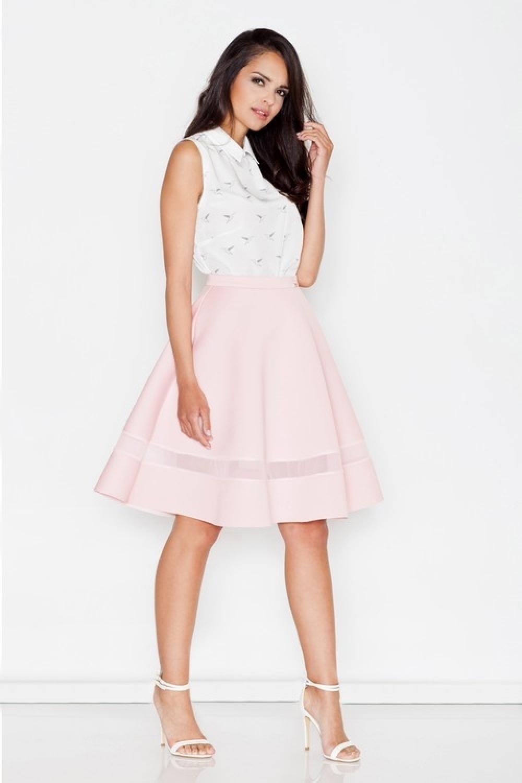 Dámská sukně M367 pink