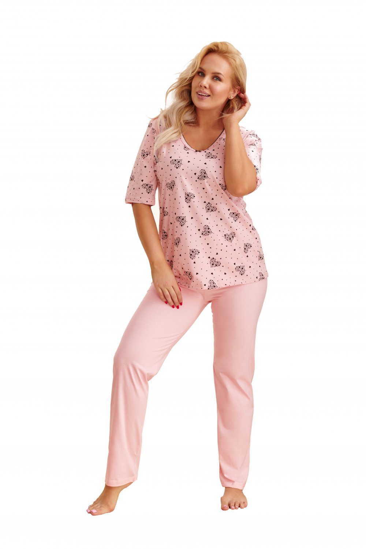 Dámské pyžamo 2465 Lidia pink