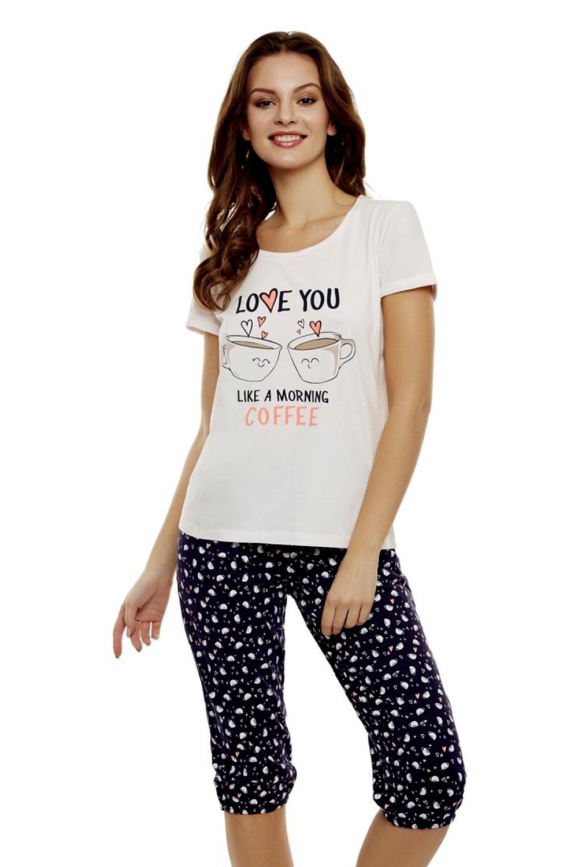Dámské pyžamo 35832 Danni 03x