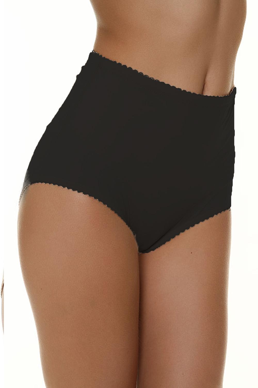 05e29160812 Damske stahovaci kalhotky flo black levně