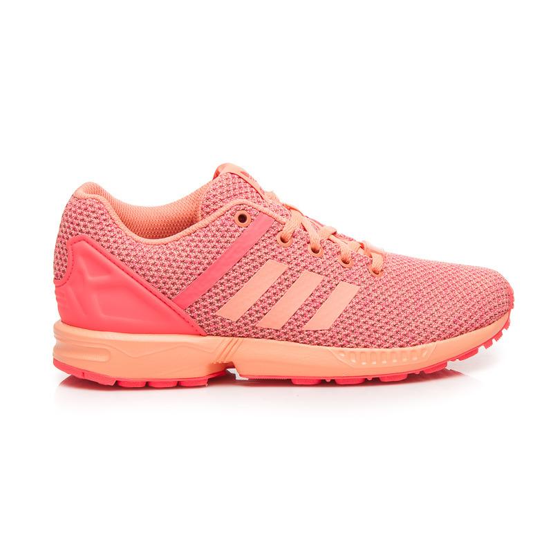 Dámské stylové korálové sportovní tenisky Adidas  d848d6bf566