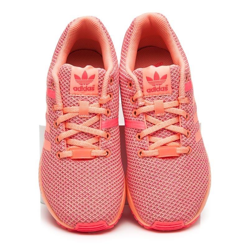 Dámské stylové korálové sportovní tenisky Adidas  1f564d1ce2