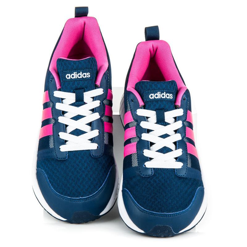 5281b8c258d Dámské stylové modré sportovní tenisky Adidas