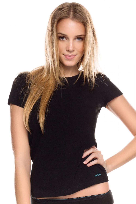 Dámské tričko 18799 black