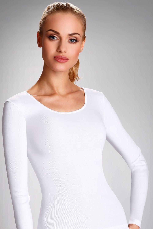 Dámské tričko Irene white