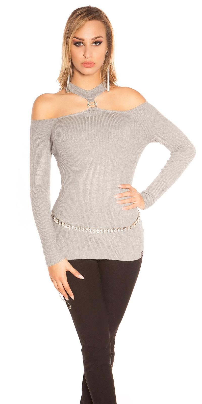 Dámský svetr 71649