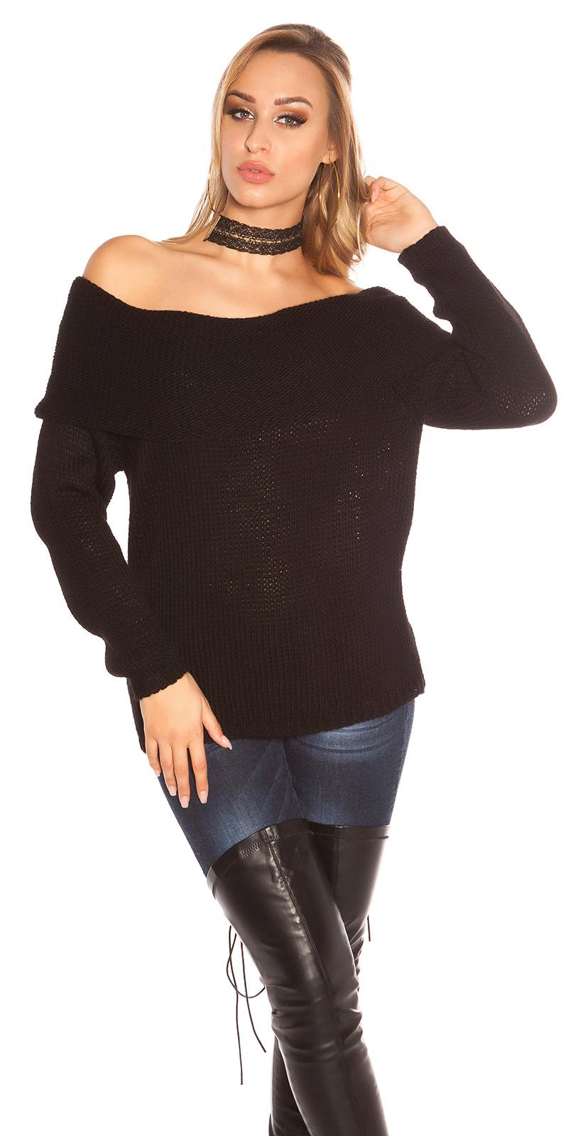 Dámský svetr 71695