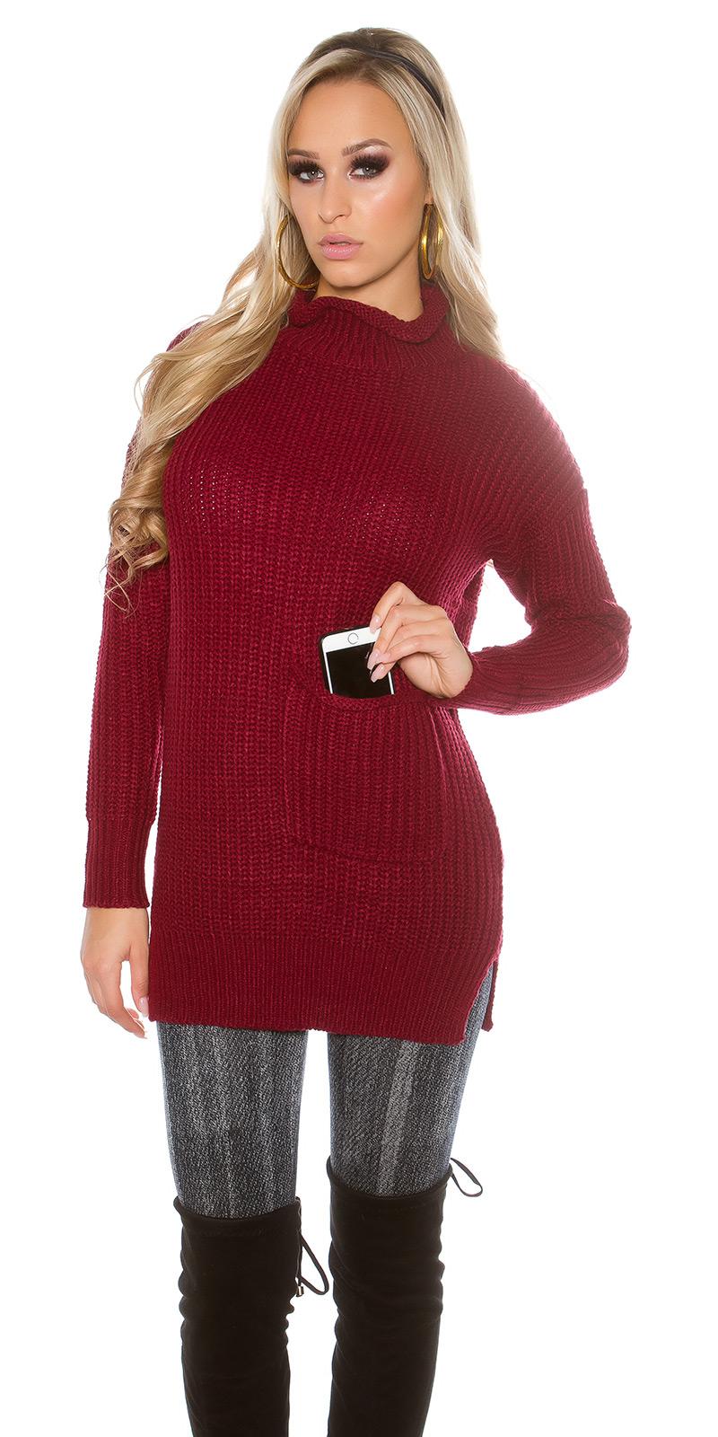 Dámský svetr 71841
