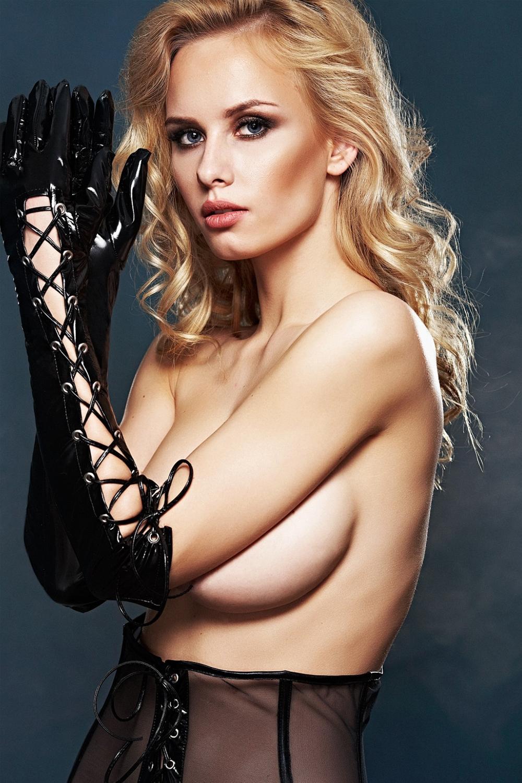 Erotické rukavičky A0212
