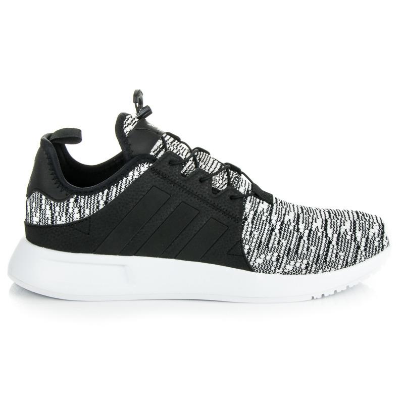 Fantastické černo-bílé pánské sportovní tenisky Adidas  310a06933e