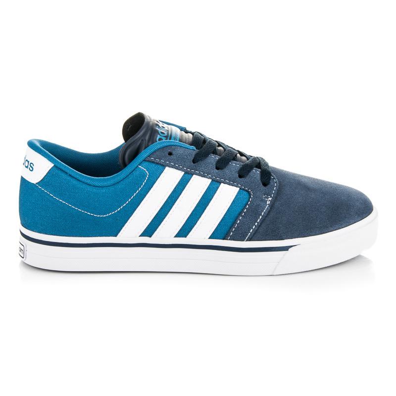 a238d33c5ff87 Klasické modré pánské sportovní tenisky Adidas | AMIATEX.cz