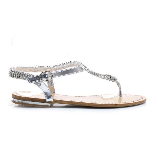Kouzelné stříbrné sandály