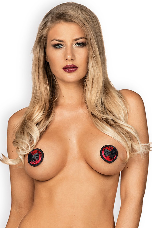 Lepítka na bradavky Megies nipple covers