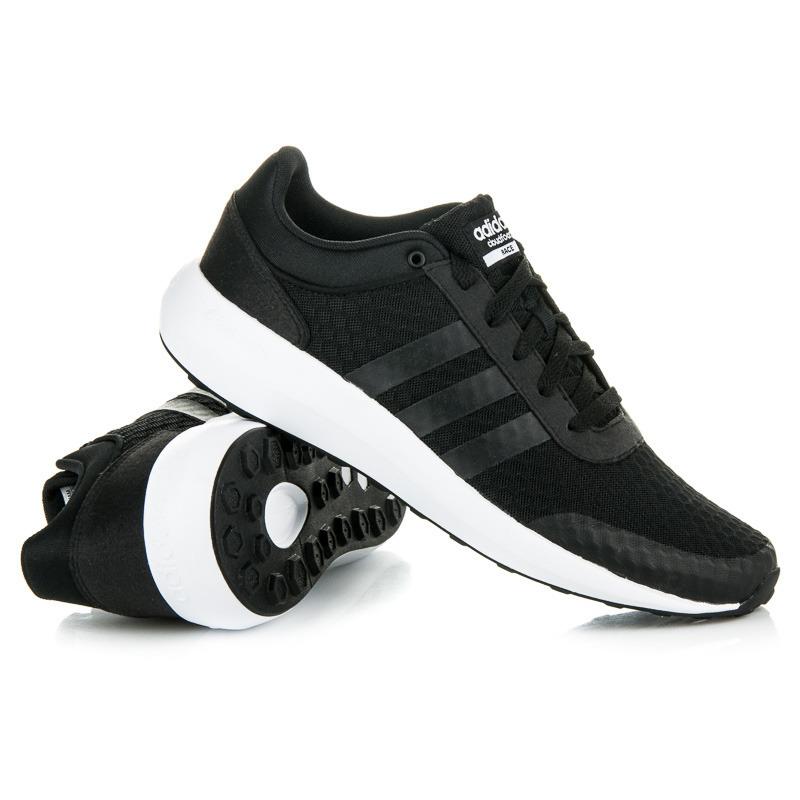 9268645859 ... Pánské černé tenisky Adidas cloudfoam swift racer
