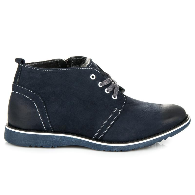 LUCCA Pánské kotníkové boty 0222N