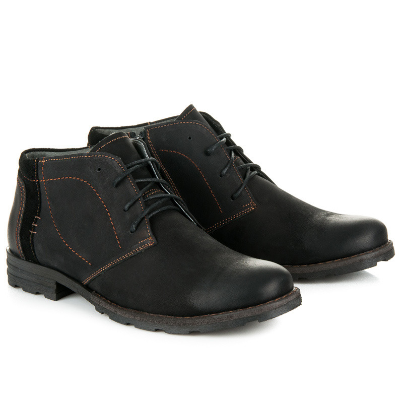 LUCCA Pánské kotníkové boty 270B