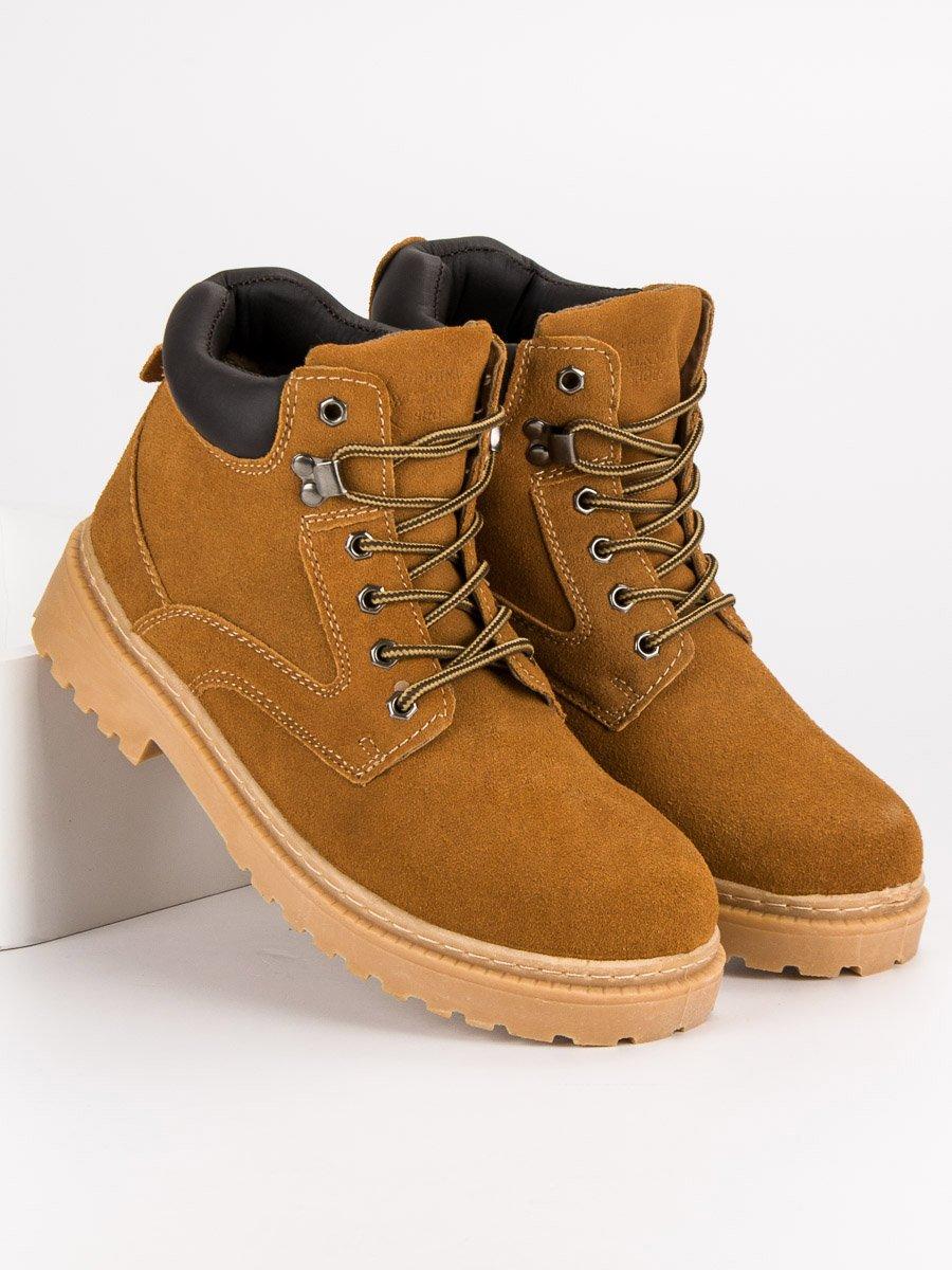 ORIGINAL WALKMAN SHOES Pánské kotníkové boty 37205C