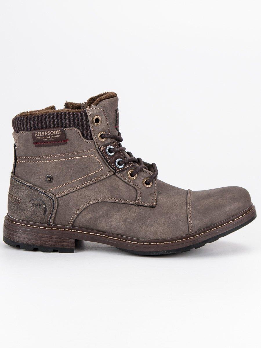 AMERICAN CLUB Pánské kotníkové boty 709154T