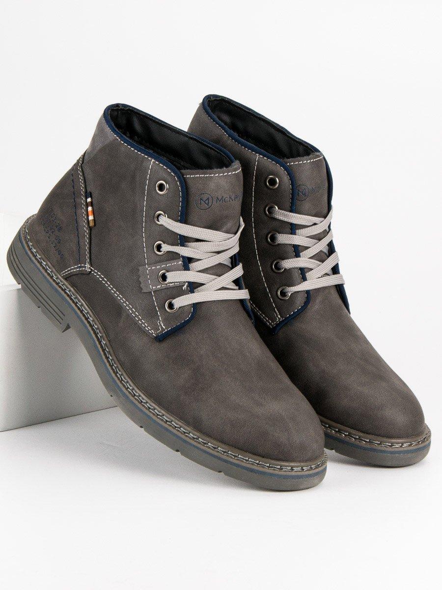 McKeylor Pánské kotníkové boty HAN19-14203G