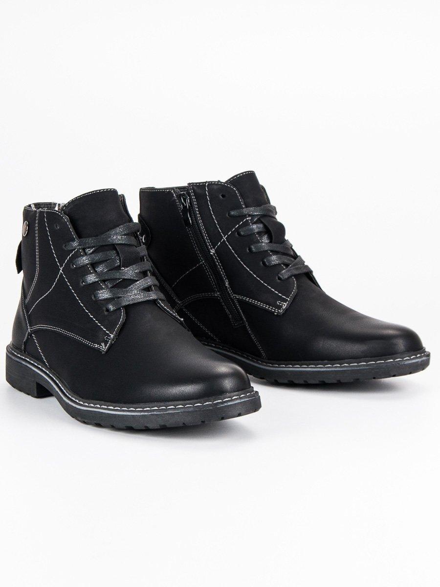 McKeylor Pánské kotníkové boty levně OCA19-2133B 1cce068f33