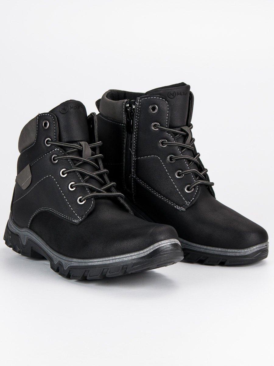 McKeylor Pánské kotníkové boty OCA19-2132B