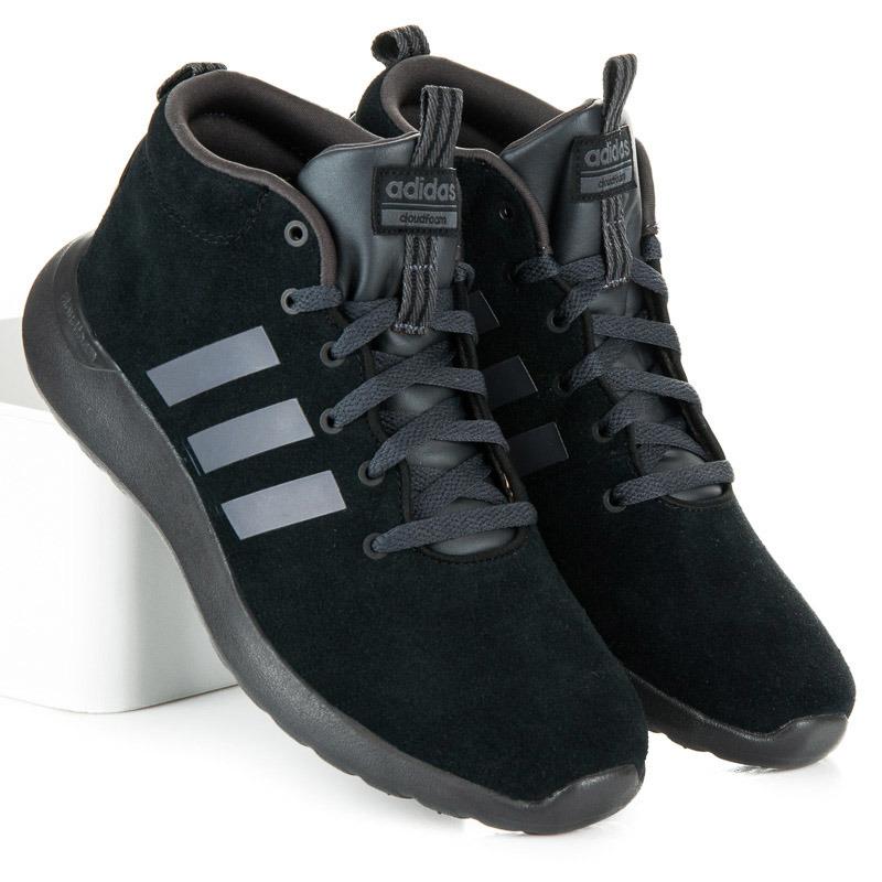66093c7e4cc Pánské semišové sportovní boty Adidas