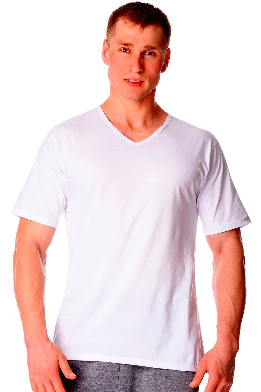 Levně Pánské tričko 201 new plus white