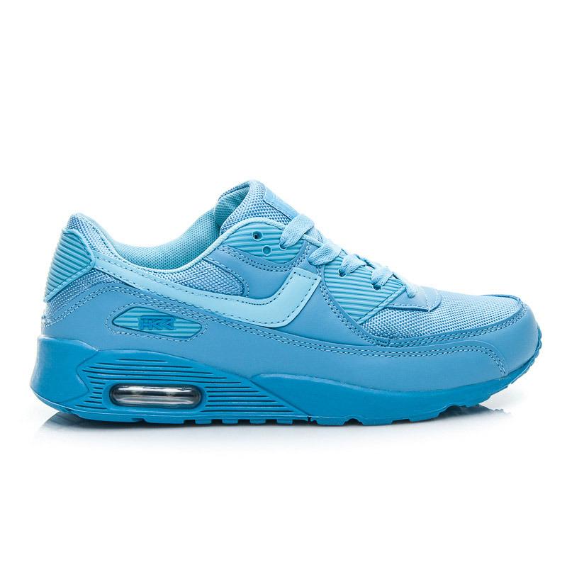 Stylove a pohodlne damske tenisky modre 36 levně  2f22cda4dd