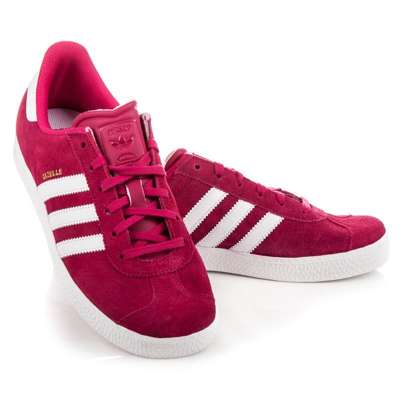 Štýlové dámske růžové tenisky Adidas  27d1b8a4393