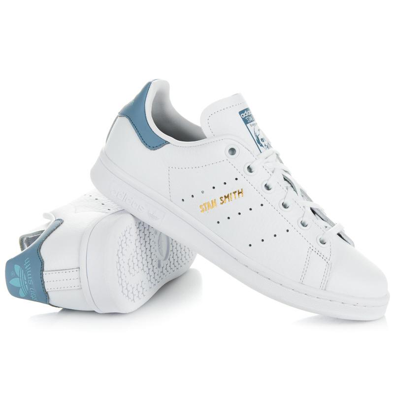 ... Velmi luxusní bílé dámské tenisky Adidas 27c778416cb