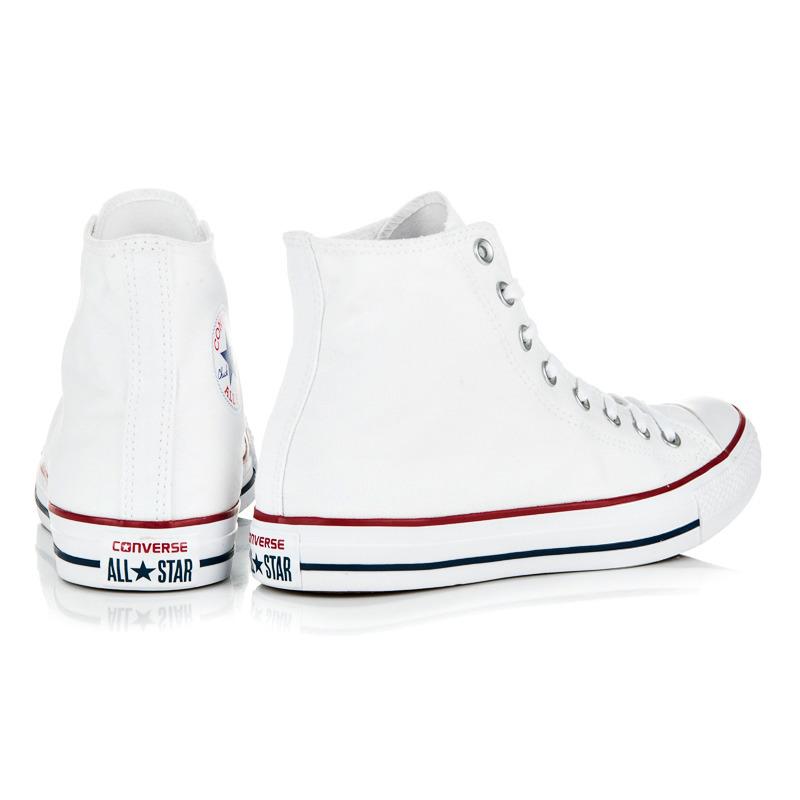 97bdc424ca4a ... Velmi pohodlné bílé dámské kotníkové tenisky Converse