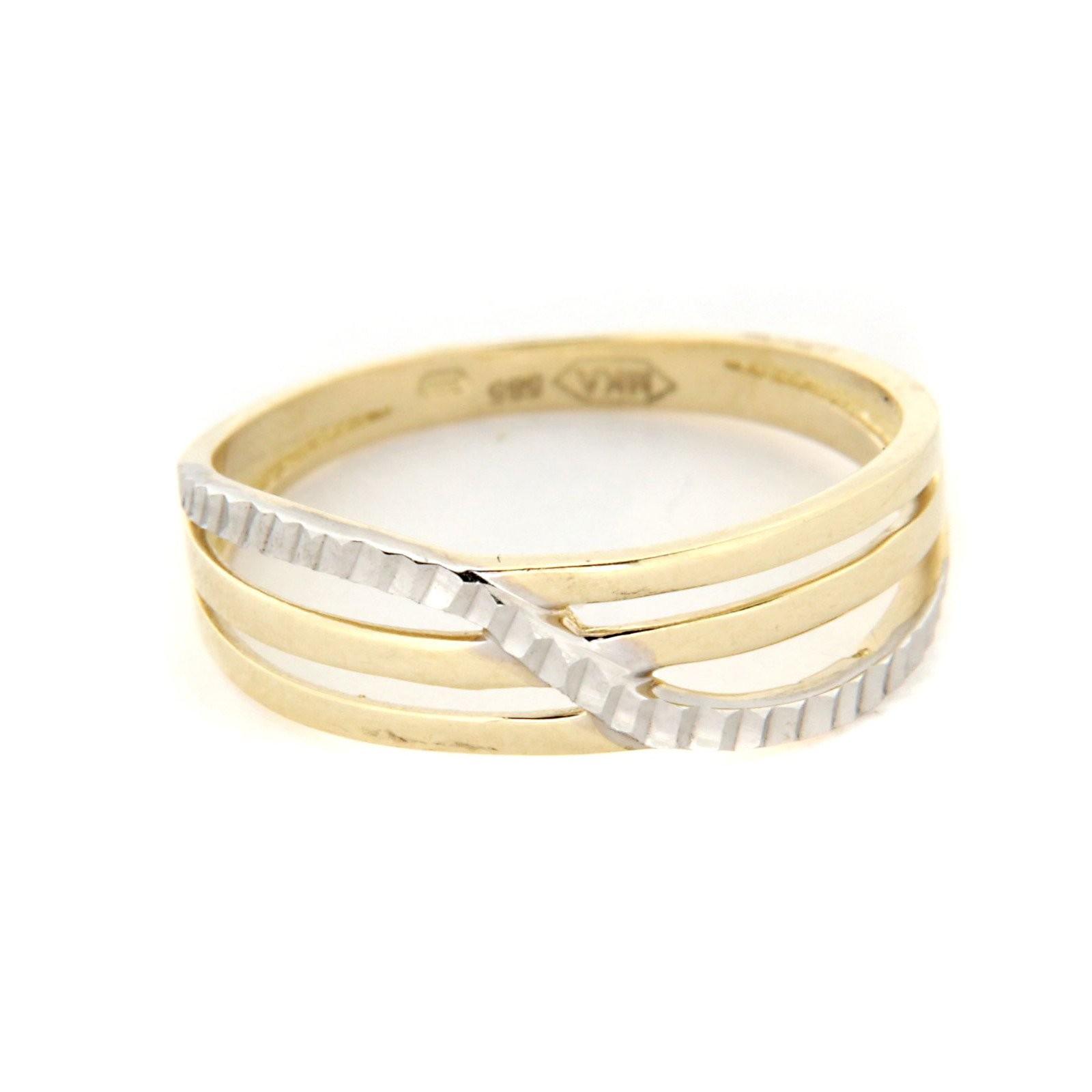Zlatý prsten 13462