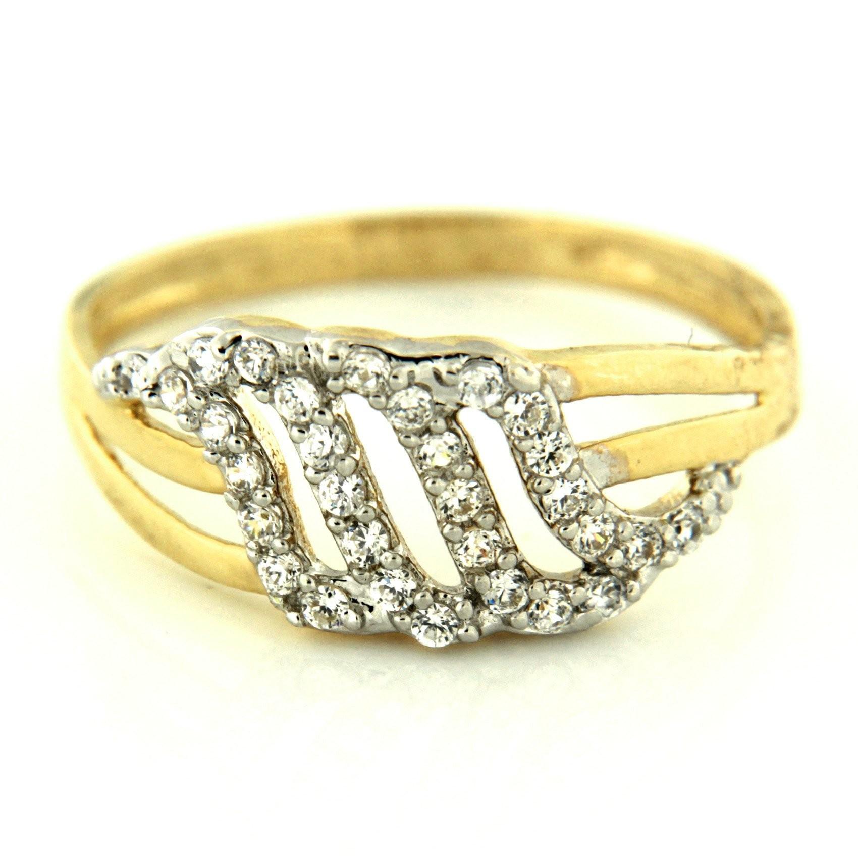 Zlatý prsten 13480